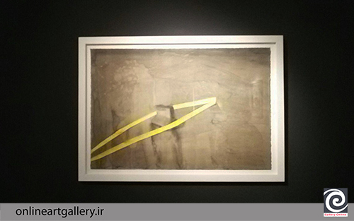 گزارش تصویری نمایشگاه نقاشی ستاره صالحی ارشلو با عنوان پرسه بافى در گالری طراحان آزاد ( 26 تیر94)