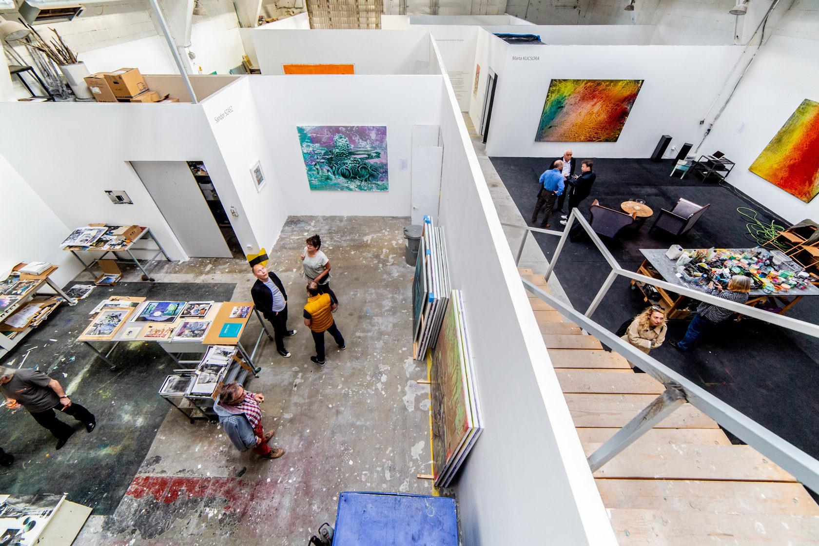 Budapest Art Factory International Residency Programm
