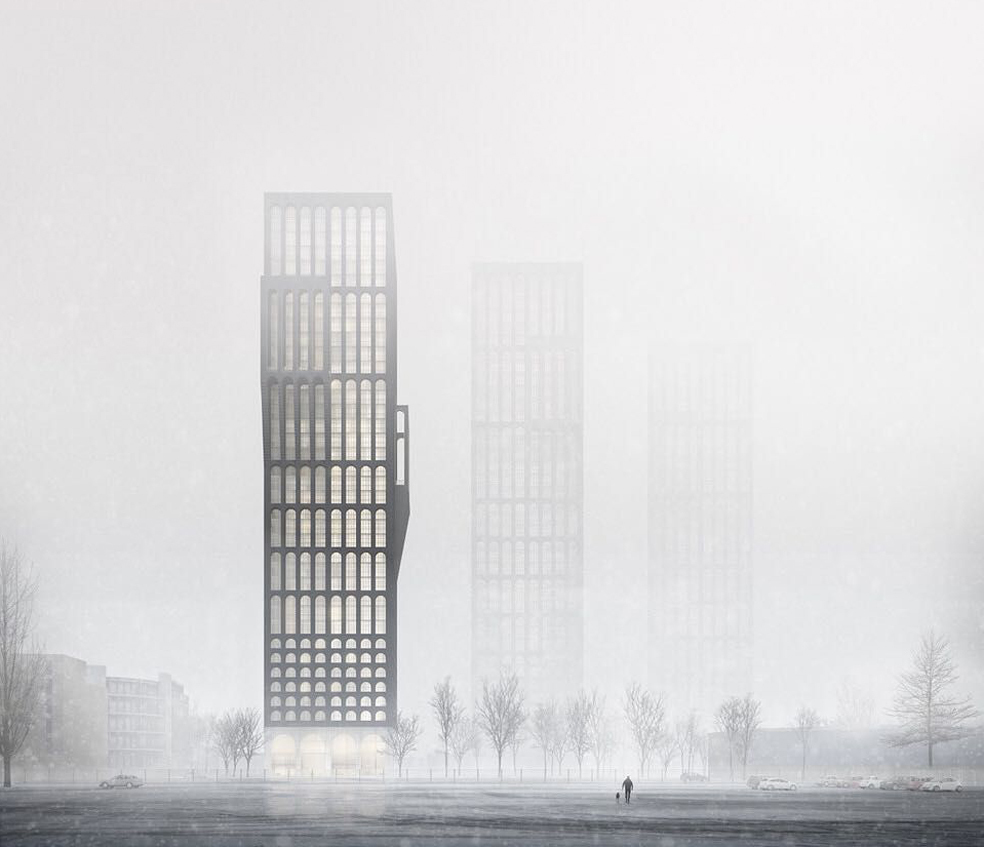 From Visual Arts to Rendering: The Relevance of Atmospheres in Architectural Visualization