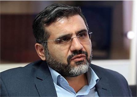 حضور وزیر فرهنگ و ارشاد اسلامی در برنامه شهرفرنگ