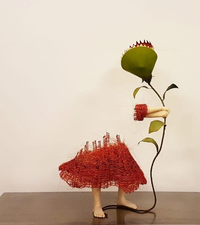 دعوت مخاطب به استفاده از تخلیل در آثار Lene Kilde