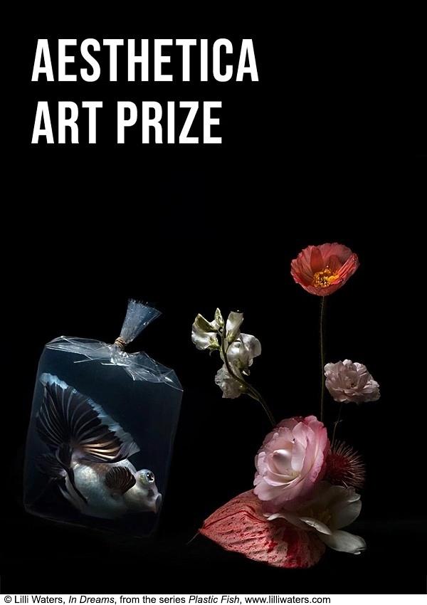 فراخوان جایزه هنری 2022 Aesthetica