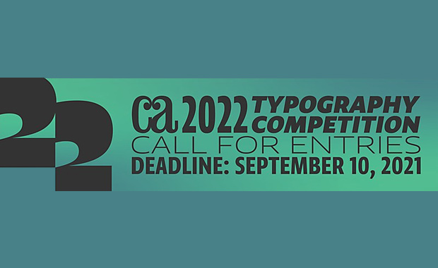 فراخوان رقابت تایپوگرافی هنرهای ارتباطات 2022
