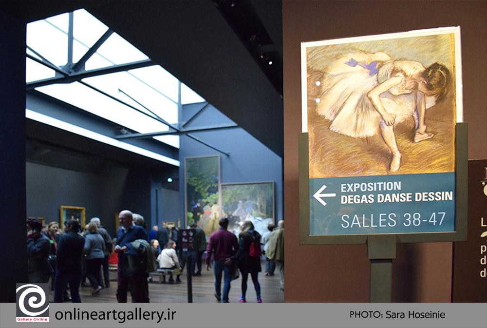 گزارش تصویری نقاشی های موزه d`Orsay پاریس (بخش هفتم)