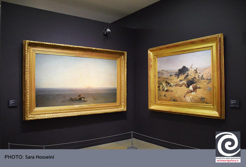 گزارش تصویری نقاشی های موزه d`Orsay پاریس (بخش بیست و سوم)