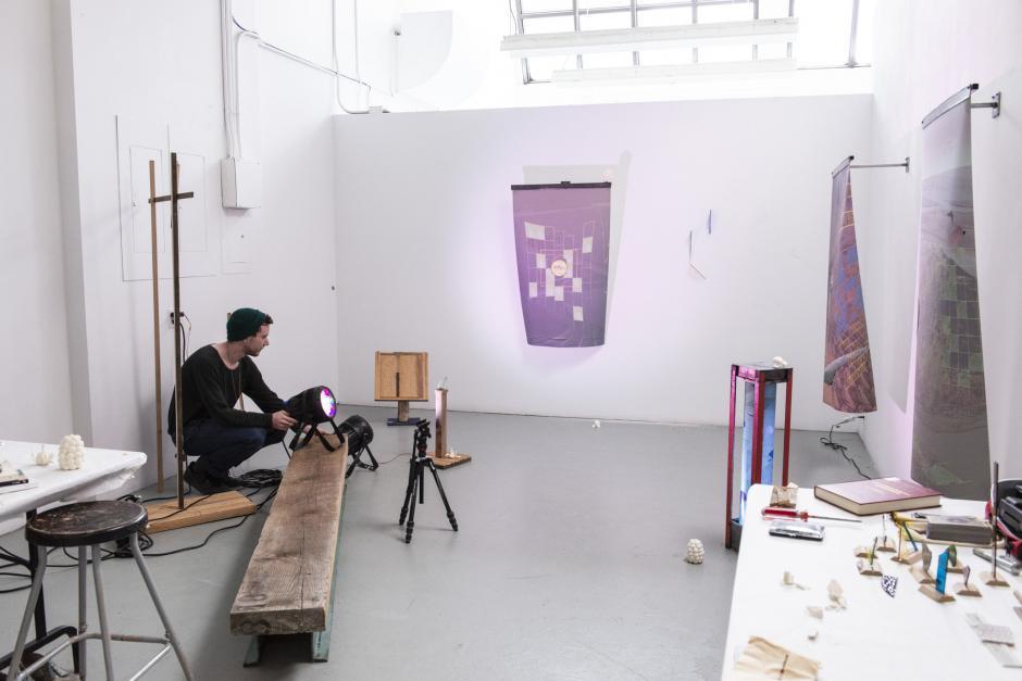 Banff Artist in Residence Winter 2020