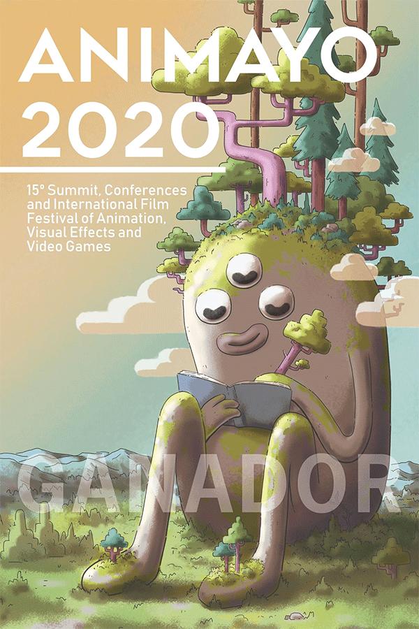 فراخوان رقابت طراحی پوستر Animayo