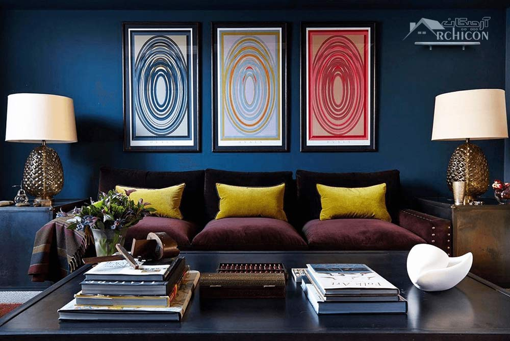 These colors are trends in interior decoration in 2020