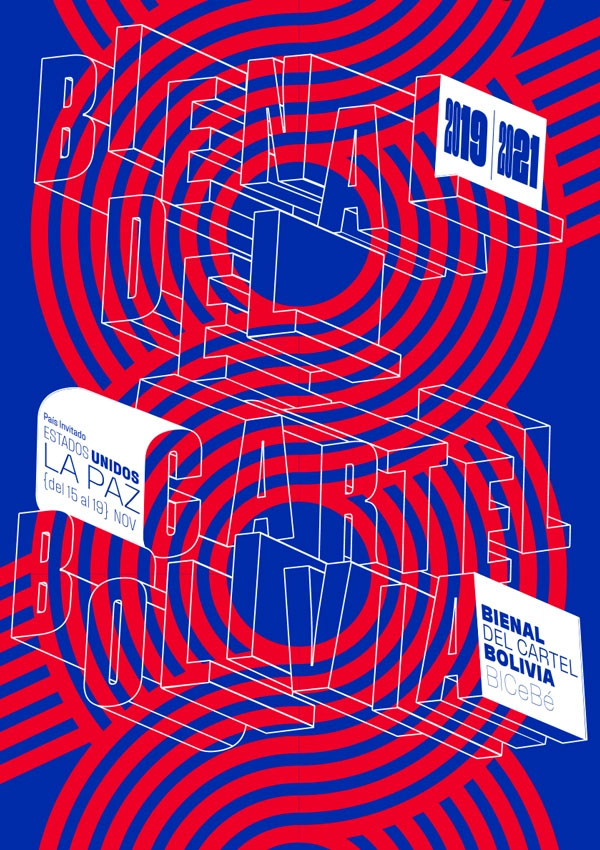 فراخوان رقابت دوسالانه پوستر بولیوی BICeBé® 2021