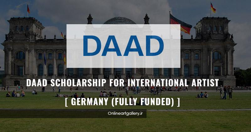 فراخوان بورس تحصیلی موسسه DAAD