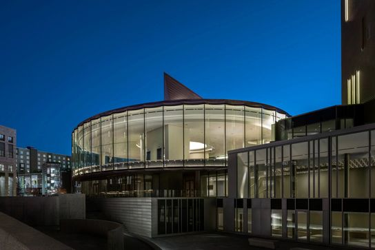 افتتاح تنها اثر معمار نامدار ایتالیایی در آمریکا بعد از یک عملیات گسترده بازسازی