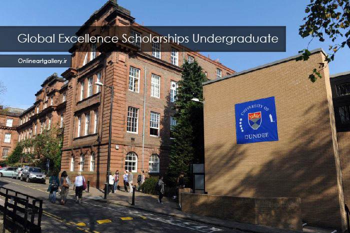 بورس تحصیلی دانشگاه Dundee انگلستان