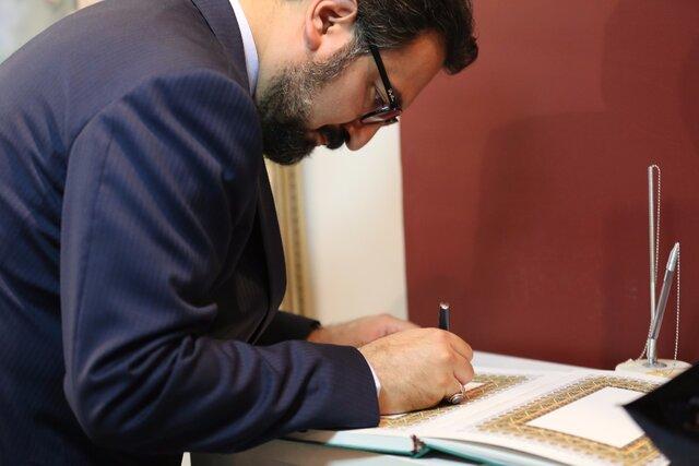پیام سید مجتبی حسینی به هنرآموزان هنرستانهای هنرهای زیبا