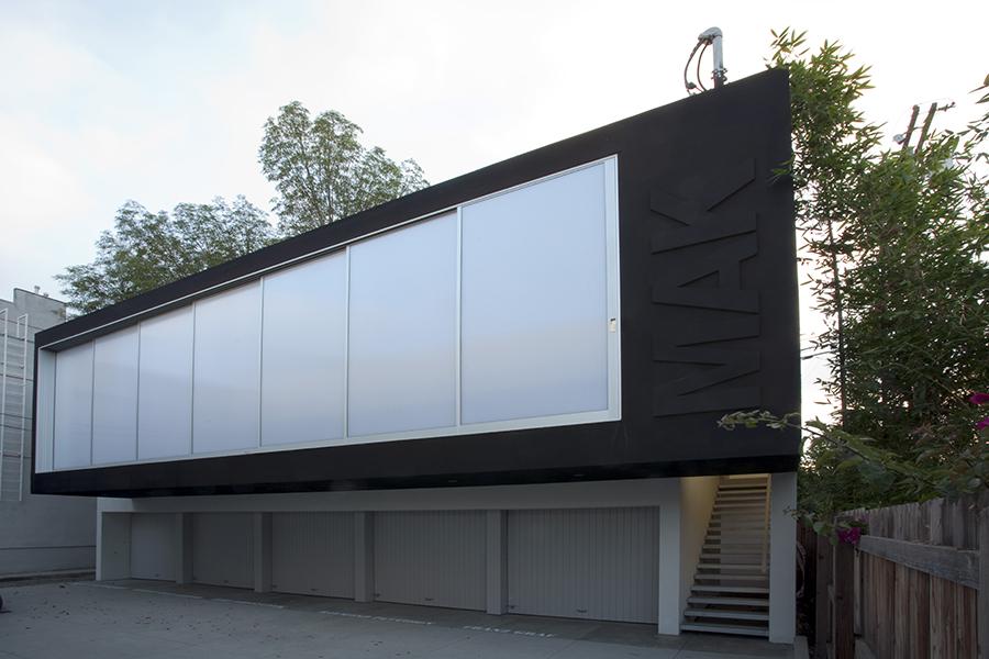 برنامه اقامت هنرمندان و مهندسین معمار در لس آنجلس