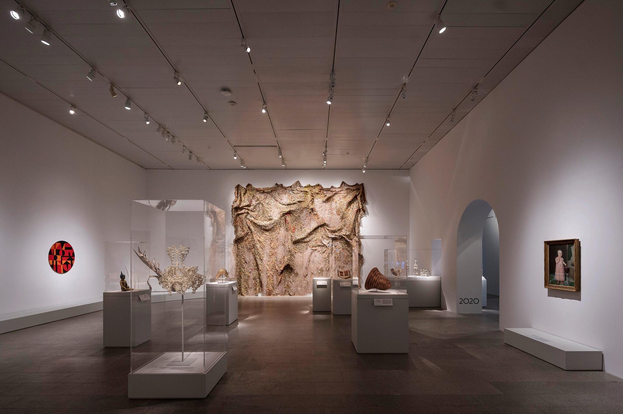 جشن 150 سالگی موزهMetropolitan زیر سایه کرونا