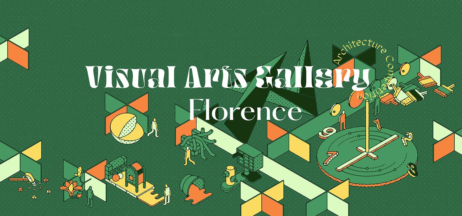 فراخوان ایده پردازی برای گالری هنرهای تجسمی Florence