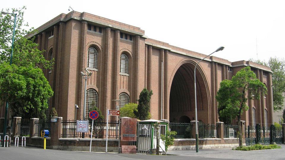 تغییر ساعت بازدید از موزه ملی و کاخموزههای تهران تا پایان سال جاری
