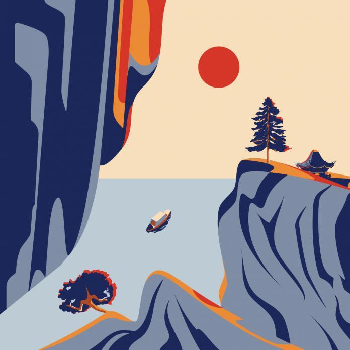 look at the illustration artist`s works Ariel Sun