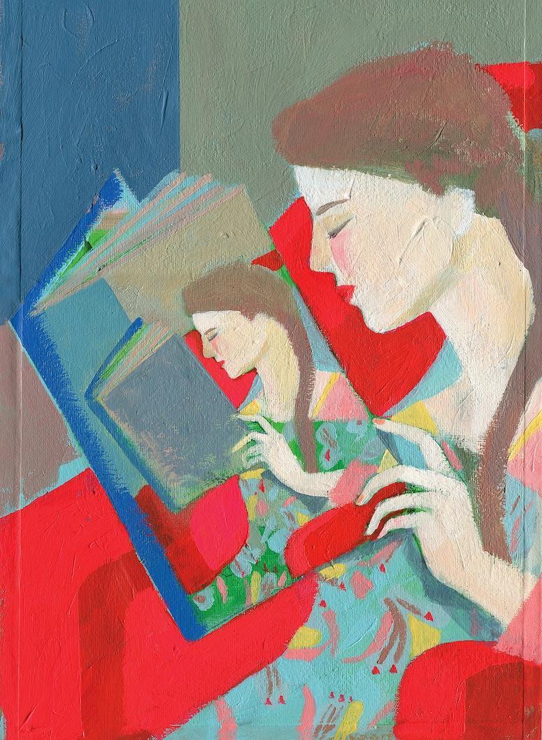نگاهی بر تصویر سازی های Marianna Sztyma