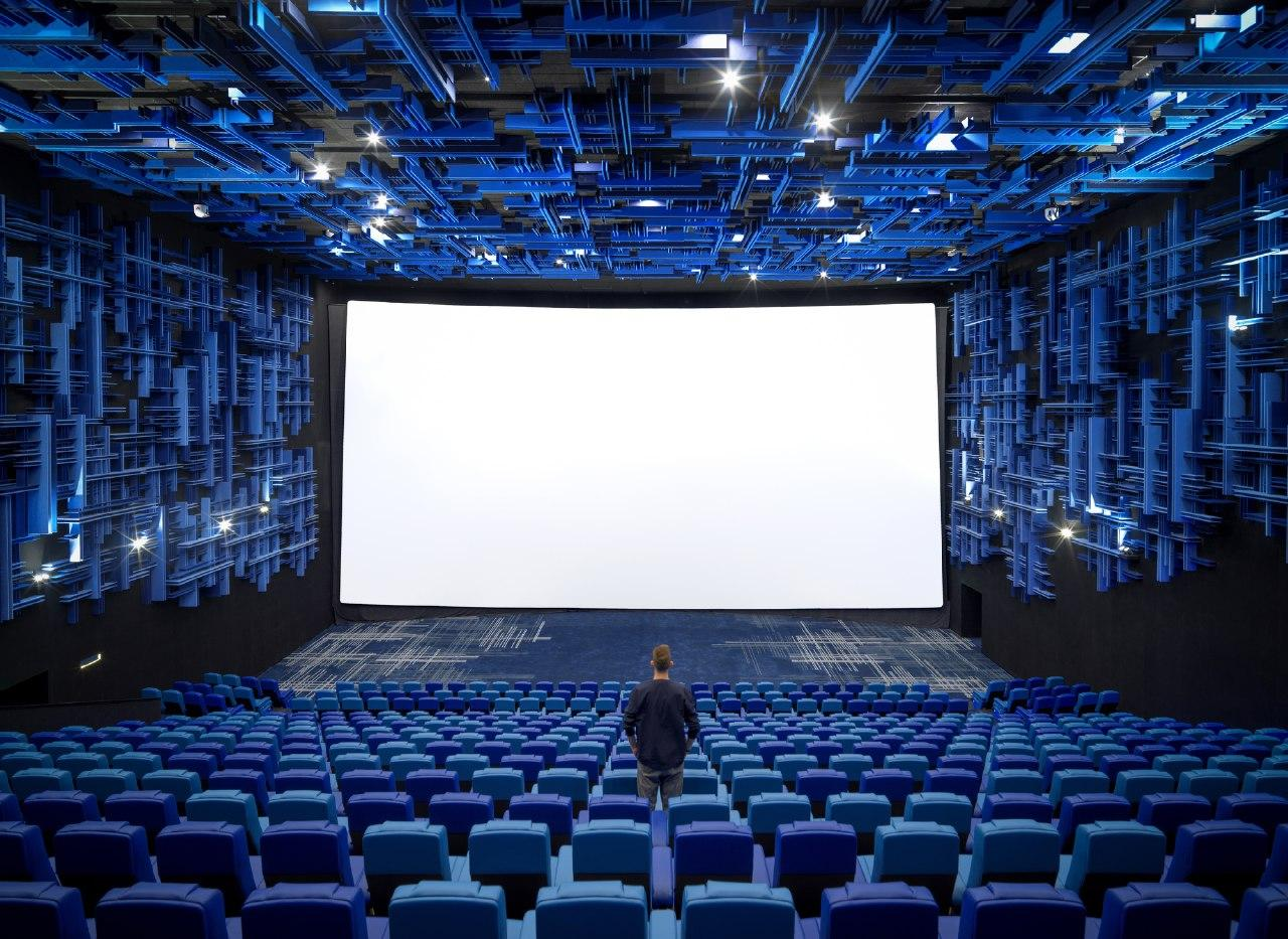 Cinema Nouveau: The Architecture of Movie Theaters