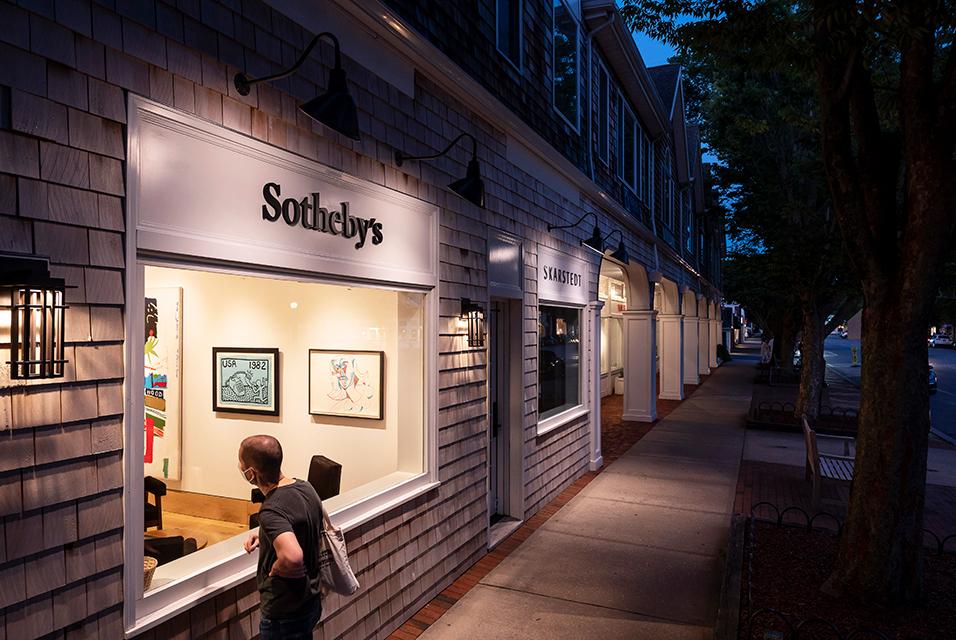 Sothebys and Christies look to luxury as a coronavirus antidote