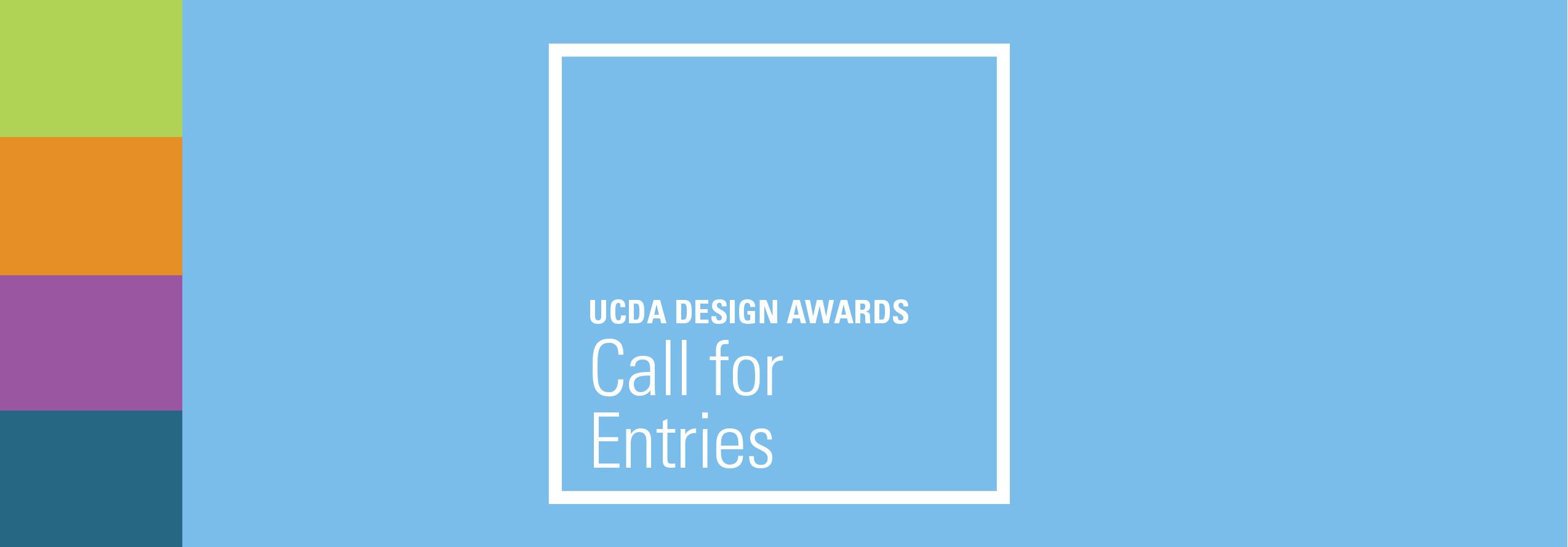 فراخوان رقابت بین المللی جوایز طراحی UCDA 2021