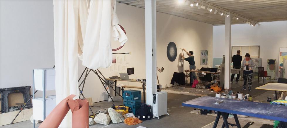 فراخوان رزیدنسی unit 1 gallery