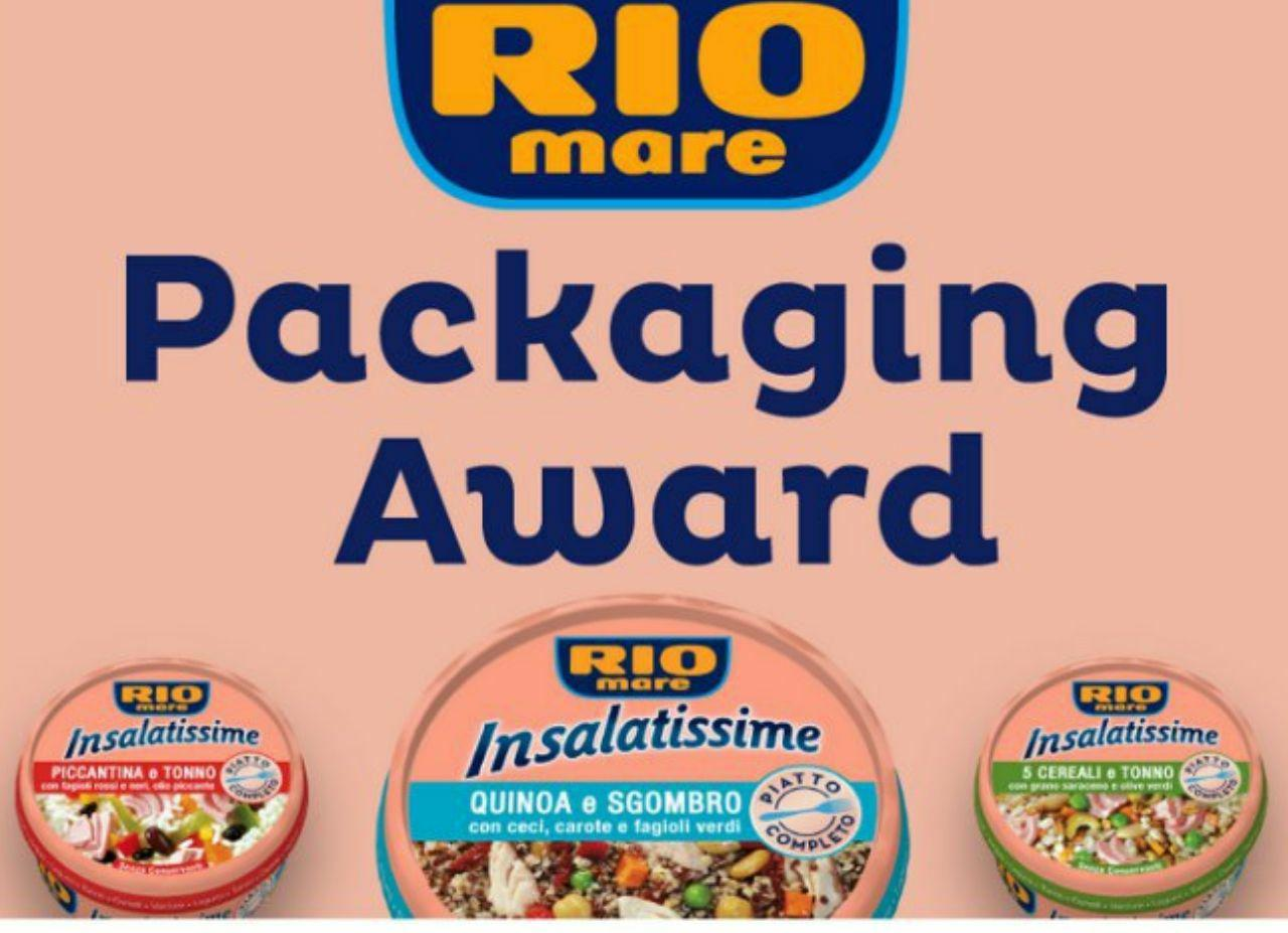 Rio Mare Packaging Award - New packaging design contest on Desall