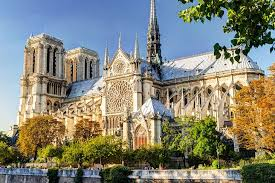 Image report of Artwork and Interiors space of the Notre Dame Cathedral Paris (Part One