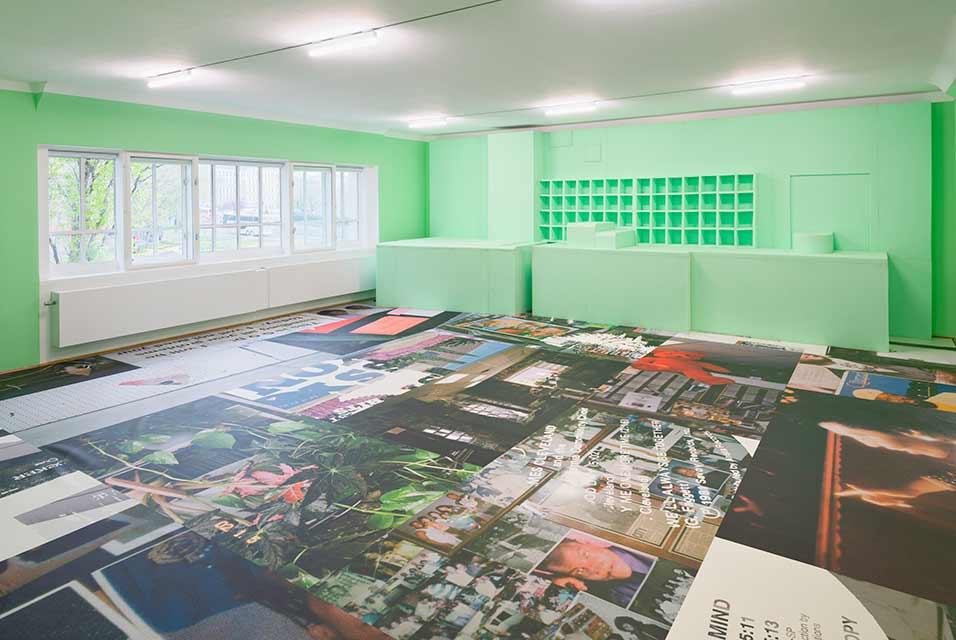 Martine Syms creates an immersive installation for Vienna s Secession