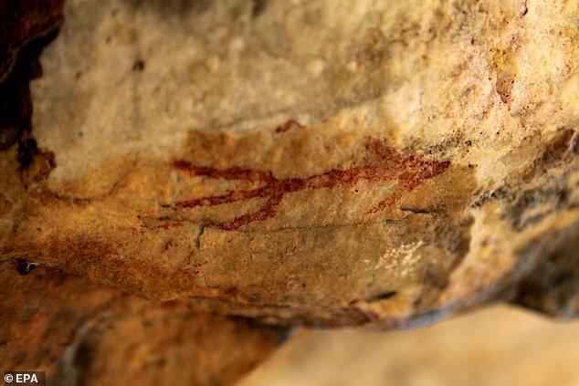 کشف غارنگارههای ۵ هزارساله در اسپانیا