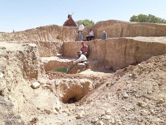 کاوش باستانشناسی در جایی که ناصرالدین شاه دستورش را داد