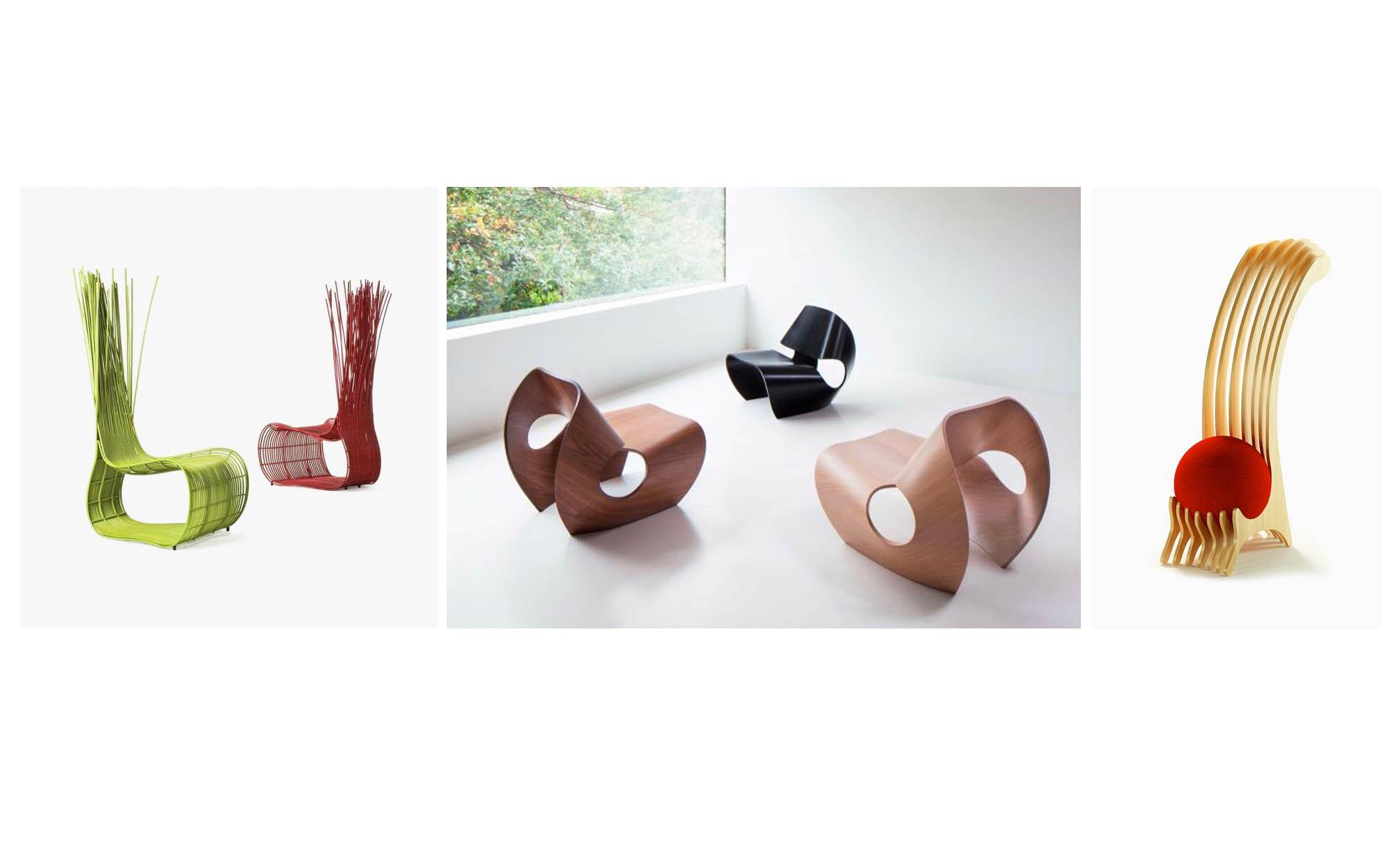 نگاهی به طراحی ۵۰ صندلی خیره کننده (بخش دوم)