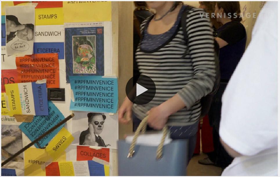 ویدئوی دوسالانه ونیز 2015 (بخش دوم)