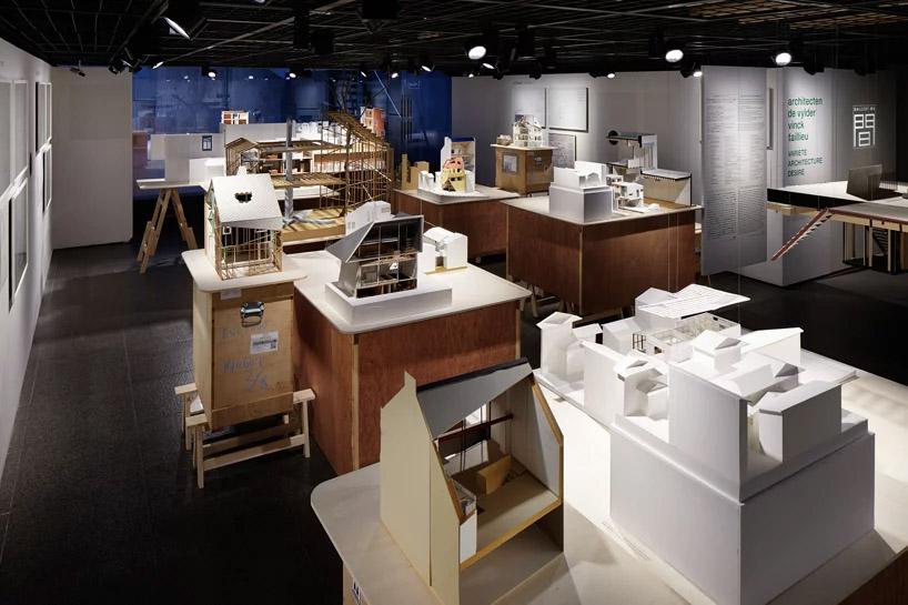 """""""متغیر / معماری / تمایل""""؛ اولین نمایشگاه شرکت معماری ADVVT در ژاپن"""