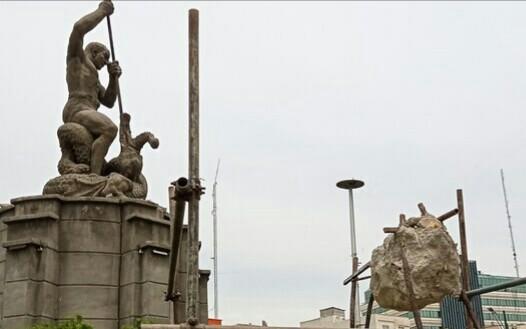 تمهیدات جدید برای جلوگیری از سرقت مجسمه ها