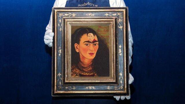 نقاشی «فریدا کالو» رکورد می شکند؟