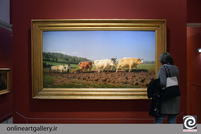 گزارش تصویری آثار موزه لوور پاریس (بخش ششم)