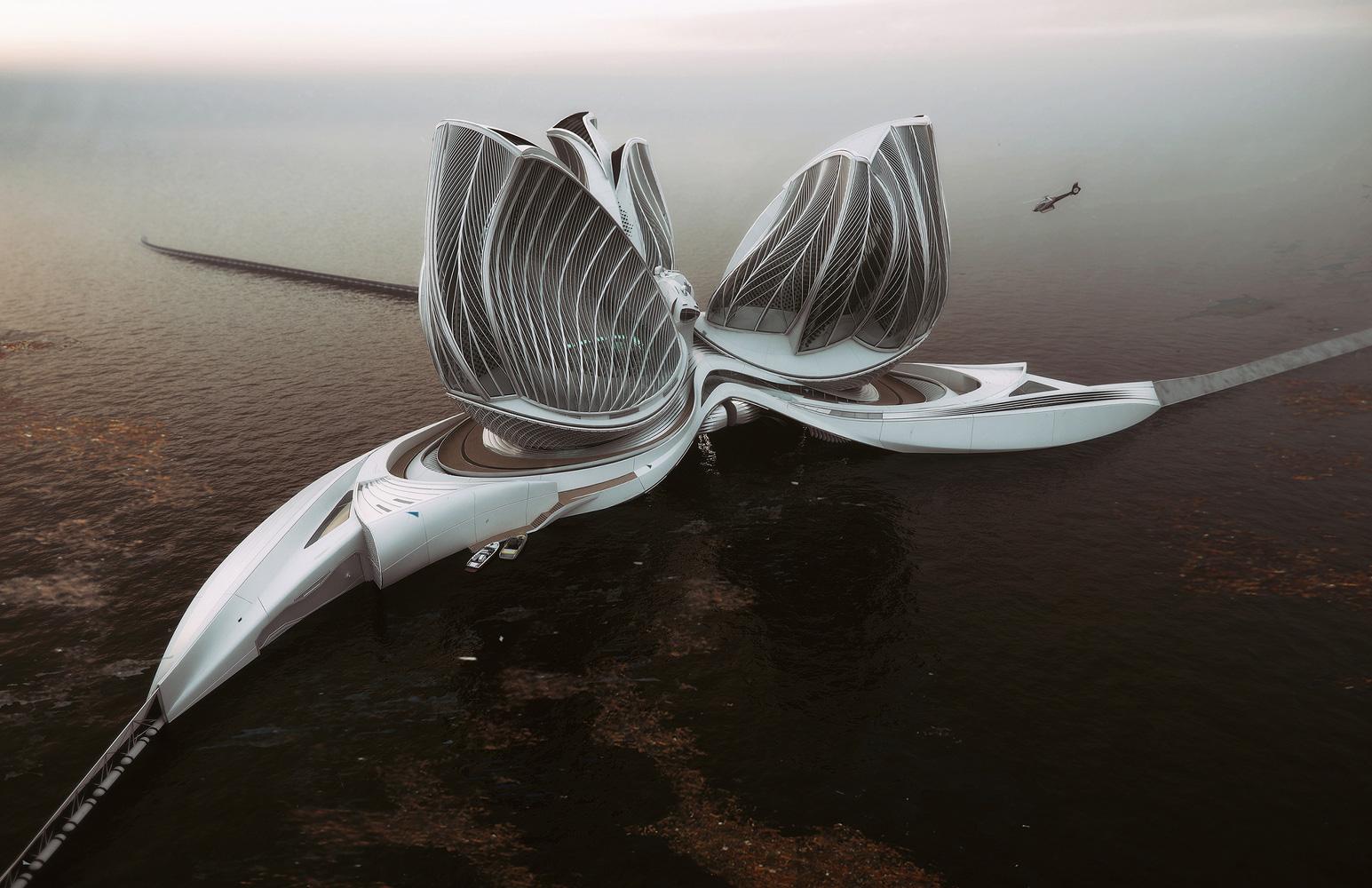 نگاهی بر پروژه برنده جایزه Grand Prix Award 2020