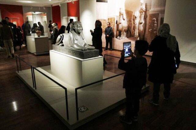 عکاسی در مکان بسته موزهها ممنوع شد