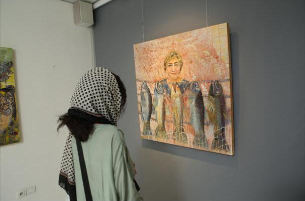 روایت الهام جلالی از اسارت زن