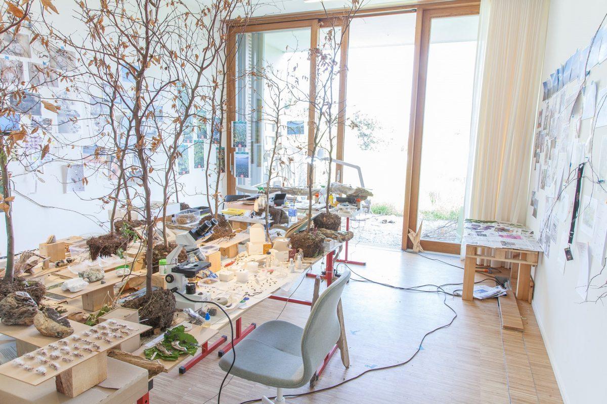 فراخوان رزیدنسی مهندسان و هنرمندان در سوئیس