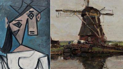پیدا شدن نقاشی پیکاسو ۹ سال پس از سرقت